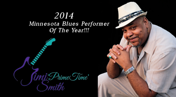 Jimi 'Prime Time' Smith | The Groove Merchants Band