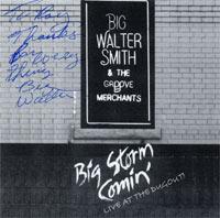 Big Storm Comin' CD