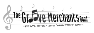 The Groove Merchants Band Logo