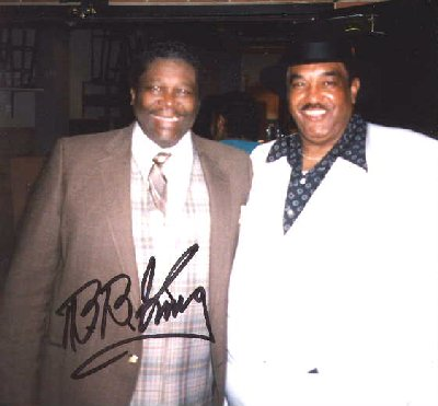 B.B. King and Big Walter Smith