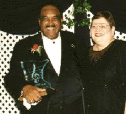 Big Walter and Shirley B Smith