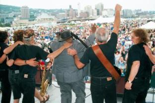 Bayfront Blues Festival 2000