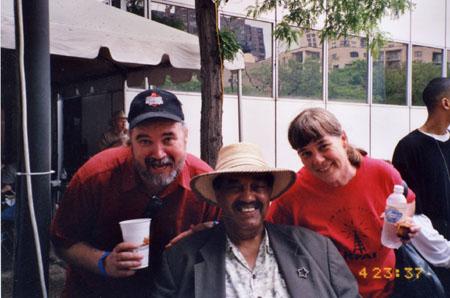 Big Walter Smith Day | Minnesota Bluesman