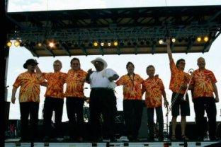 Bayfront Blues Festival 2001