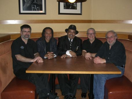 Jimi 'Prime Time' Smith with The Groove Merchants Band