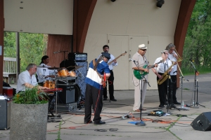 The Groove Merchants Band Featuring Jimi 'Prime Time' Smith