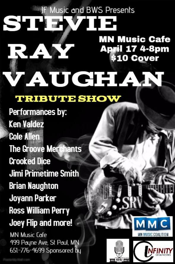 SRV Tribute Show | The Groove Merchants